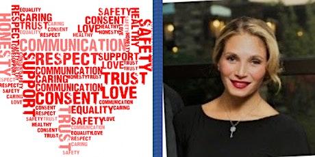 Healthy Relationships: Boundaries, Consent, Coercion & Redirecting tickets