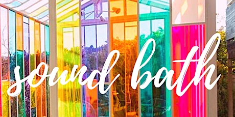 Rainbow Sound Bath with Charlie Briggs tickets