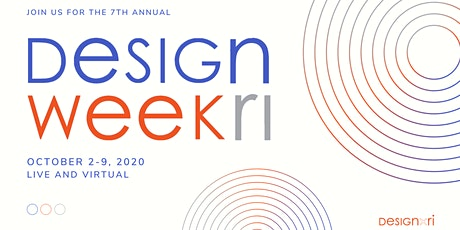DESIGN WEEK RI 2020 tickets