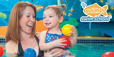 Join us for a PLAY DATE at Goldfish Swim School! tickets