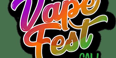 Vape Fest Cali 2020 boletos