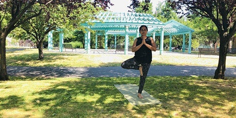 Free Virtual Yoga All Levels with Asha Rao — Cleveland tickets