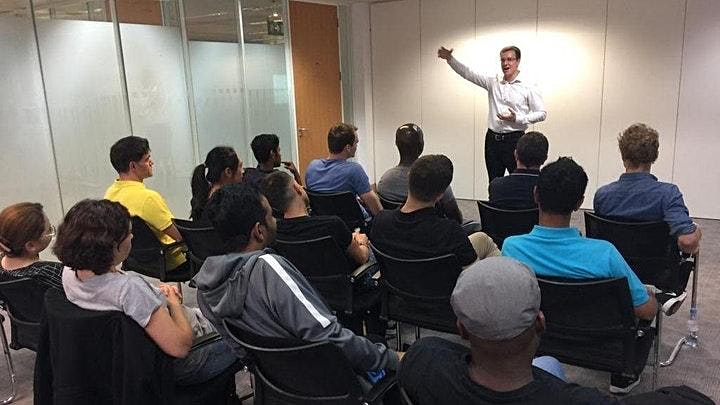 Public Speaking Practice Saturdays (FREE for first timers) image