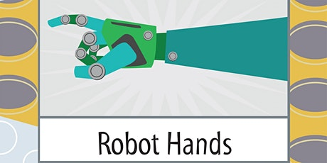 IHMC Science Saturday - Robot Hands, 9am - grades 3 and 4 ONLY tickets