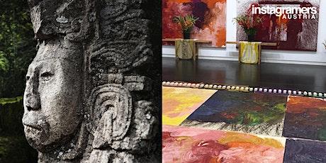 InstaWalk | Nitsch Museum & MAMUZ Maya Ausstellung Tickets