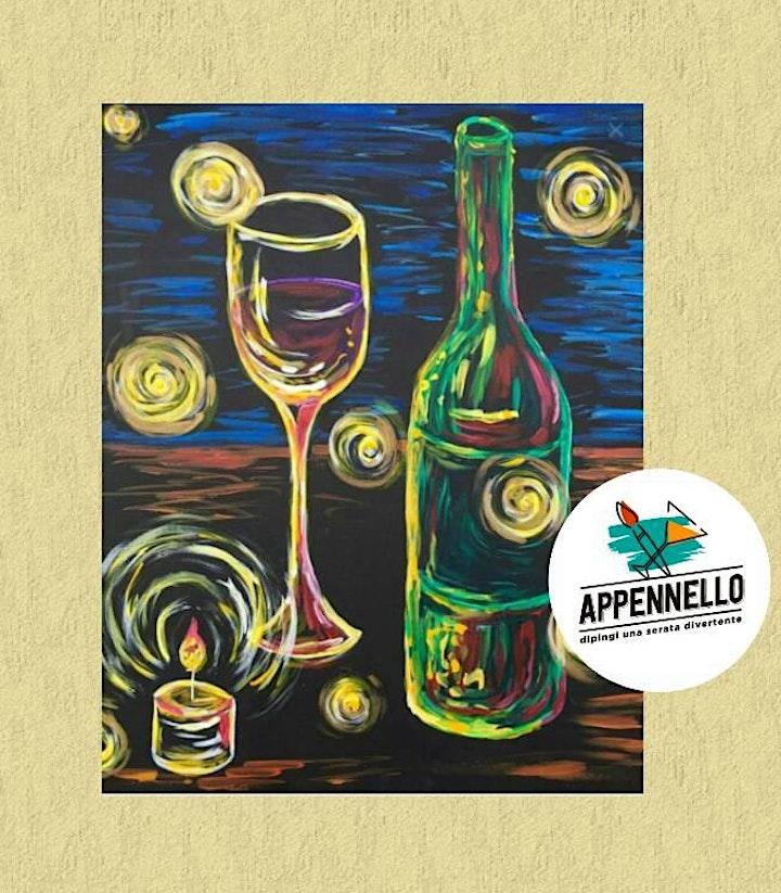 Immagine Milano: Vin Gogh, un aperitivo Appennello