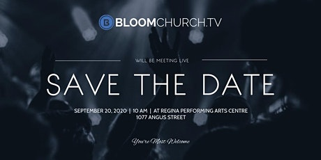 Bloom Church - Live  Sunday Experience tickets
