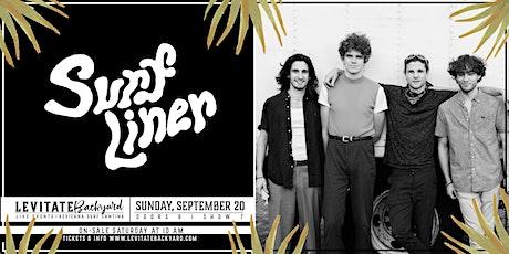 Surfliner @ Levitate Backyard - 9.20.2020 tickets