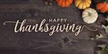 Thanksgiving Take Home Packages 2020 tickets