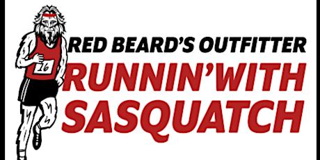 Runnin' with Sasquatch tickets