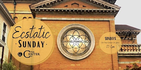 Sunday Ecstatic @ The Center SF patio tickets