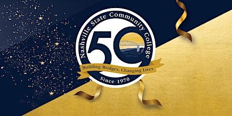Nashville State Community College 50th Anniversary Celebration tickets