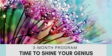 Time to Shine Group Coaching Program tickets