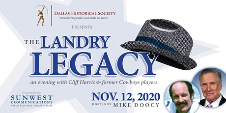 The Landry Legacy- An Evening with Former Cowboys Players & Landry Exhibit tickets