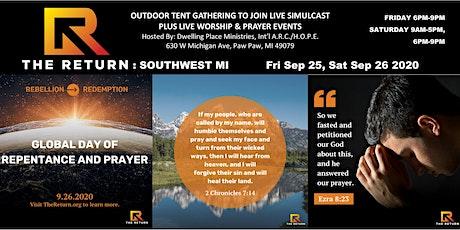 The Return: Southwest MI tickets