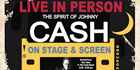 The Spirit of Johnny Cash & Kevin Richard's Line Dance Drive-In Experience tickets