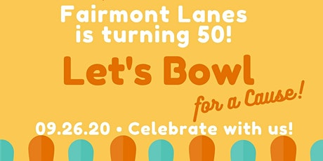 Fairmont Lanes 50th Anniversary Celebration in support of Light the Night tickets