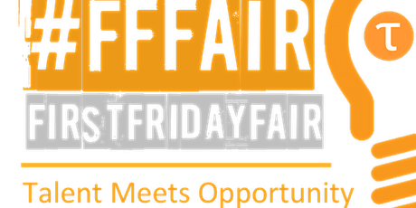 #Business #Data #Tech Virtual JobExpo/Career #FirstFridayFair #COS tickets