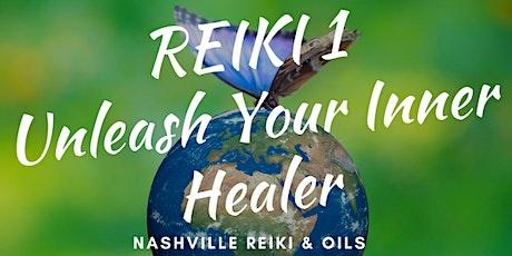 Reiki 1 Certification Class & Attunement - Usui Shiki Ryoho (Nashville) tickets
