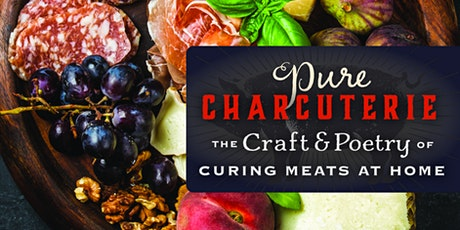 Sausage Making and Whole Muscle Meat Curing with Meredith Leigh tickets
