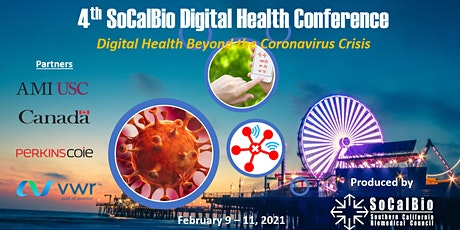 4th SoCalBio Digital Health Conference tickets
