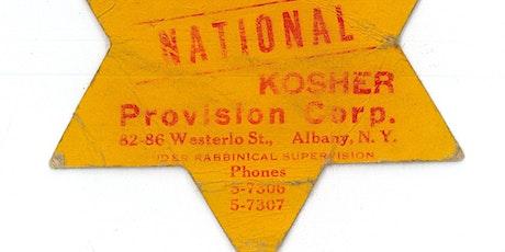 ONLINE:  The Ashkenazi Kitchen in America: Joseph Alexander Colloquium tickets