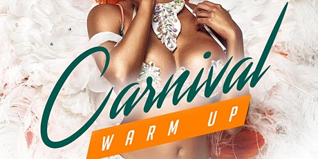 Carnival Warm Up tickets