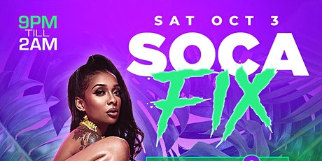 SOCA FIX tickets