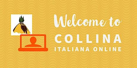 ITALIAN - Level 2 - Beginner + tickets