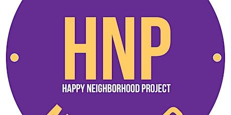 Happy Neighborhood Project free networking (Oregon) tickets