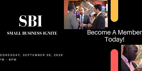 Small Business Ignite -Networking Event tickets
