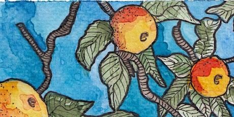 Harwood Art School: Watercolor Basics with Abigail Butler tickets