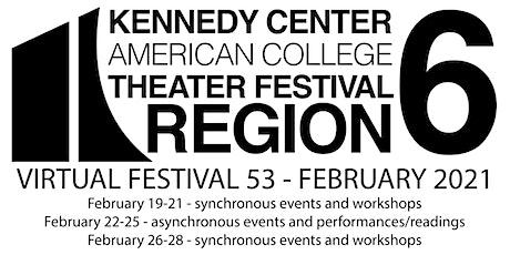 KCACTF REGION 6 Festival 2021 tickets
