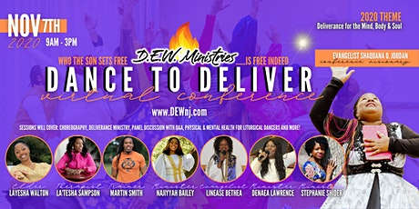 2nd Annual Dance to Deliver Conference tickets