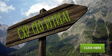 CEO Experience - Business Owner, Leader, CEO Retreat Day tickets