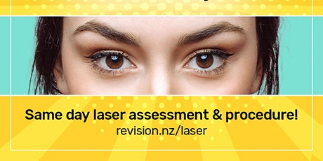 Re:Vision's Same Day Sight! Laser Vision Correction tickets