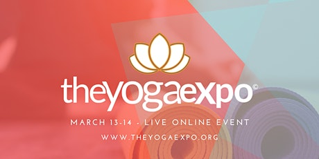 The Yoga Expo - Virtual Event! tickets