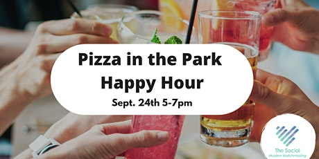 Pizza in the Park Happy Hour! tickets