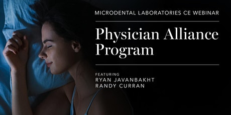 Physician Alliance Program tickets