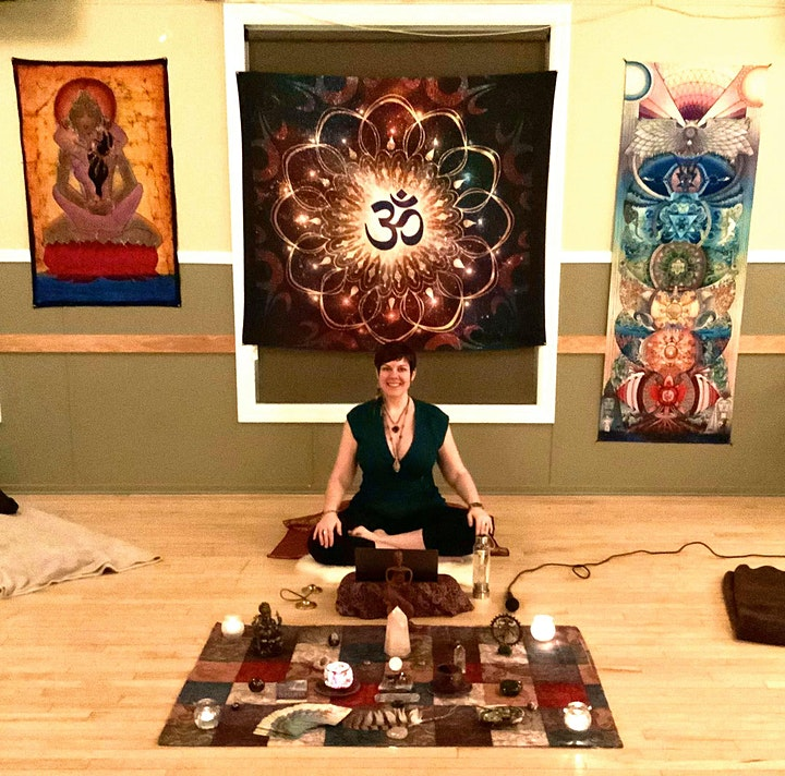 Chakra 101 Series: Crystals & Tantric Practices image