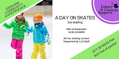 Ice Skating '' A DAY ON THE SKATES'' tickets
