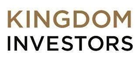 Kingdom Investors - September Meeting tickets