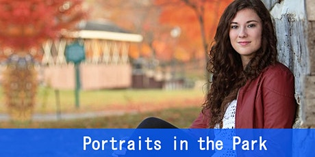 PORTRAITS IN THE PARK tickets