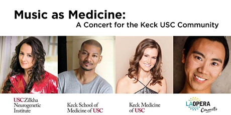 LA Opera Connects: Music as Medicine Concert tickets