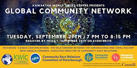 KWIC Global Community Network Meeting - September 2020 tickets