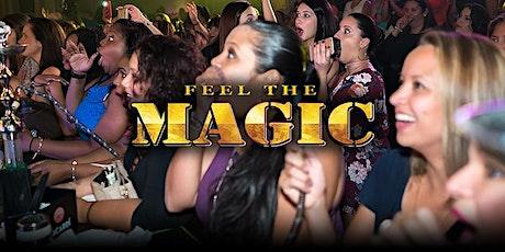 FEEL THE MAGIC- Bay Shore tickets