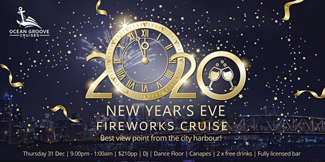 New Years Eve Fireworks Cruise tickets