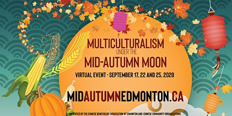 Multiculturalism Under the Mid-Autumn Moon - Alberta Culture Days 2020 tickets