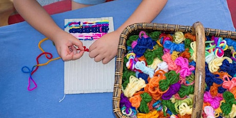WONDERFUL WEAVING: Spring School Holiday Program tickets