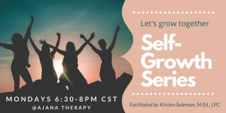 """Self-Growth Series Workshop: What Does """"Self-Care"""" Actually Mean? tickets"""